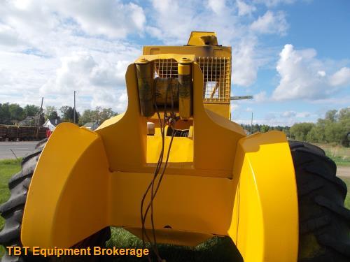 Clark 664 D Cable Skidder - $22,000 - Forestry Equipment